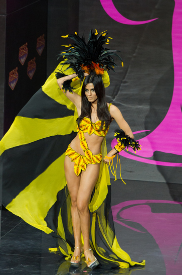 National costume Colombia