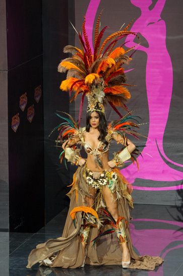 National costume Mexico