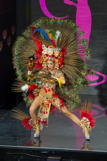 National costume Nicaragua