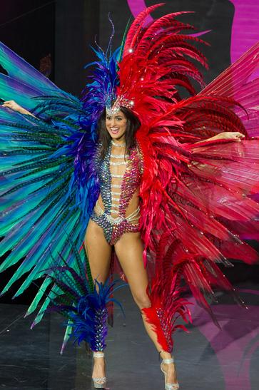 National costume Trinidad Tobago