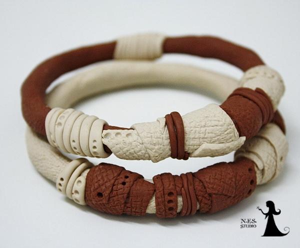 Unique Handmade bangles collection 31