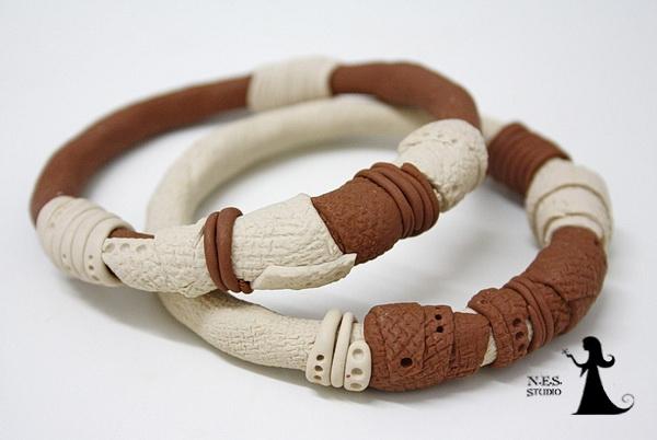 Unique Handmade bangles collection 32