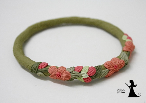 Unique Handmade bangles collection 37