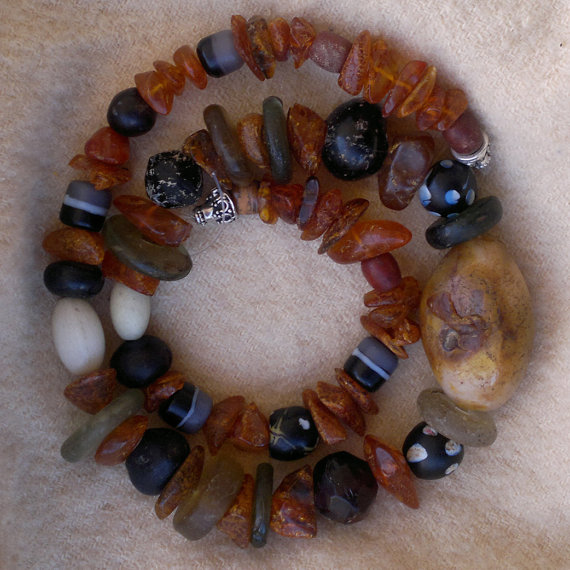 Ancient Bead Jewelry for crafters 4